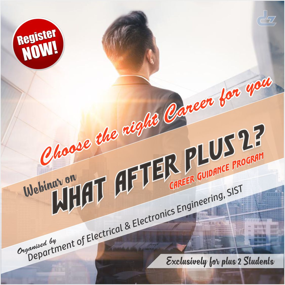 What after plus 2? webinar