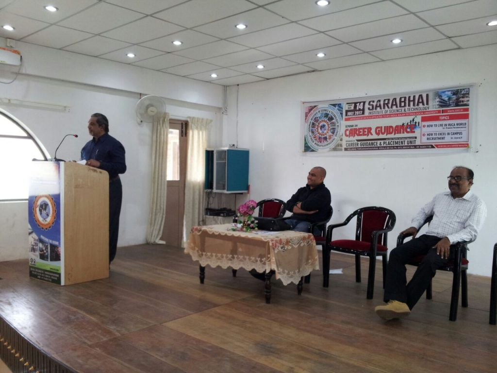 Seminar On Career Guidance Organised By And