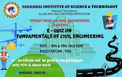E-Quiz on Fundamentals of Civil Engineering
