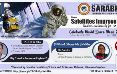 Celebrate World Space week 2020