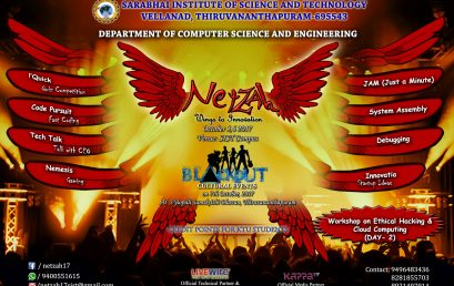 Netzah – Wings to Innovation – Technical Events – SIST